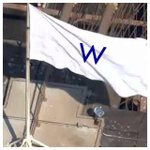 RT @RonSantosGhost: White flags mystery solved. Well played #Cubs. #brooklynbridge http://t.co/zjAwup10XT
