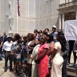 .@TishJames says all NYPD encounters should be videotaped in response to Eric Garners death http://t.co/qWDJzgR7qW