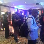 RT @smusyoka: Heres what happens when you put social media people in one room. #OLXSOMA2014 nomination night. Cc @SOMAwards http://t.co/WAPkQZUPtF