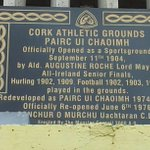 Love all the info on this stone, particularly as Pairc Ui Chaoimh is going through another big change. #cork #gaa http://t.co/x84xSh8tcw
