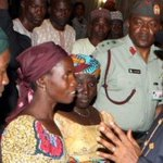 Nigerias president tells abducted girls parents everything is being done to secure release http://t.co/zK5IH7EqUo http://t.co/Bj8MxGYGZI