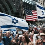 Hundreds gather for a pro-Israel rally in #Chicago. #Israel #Gaza http://t.co/v0qRF5SCYp