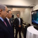 RT @IsraeliPM: PM Netanyahu shows UN Sec Gen Ban Ki-moon an video showing IDF discovering a Hamas rocket launcher near a school http://t.co/lQE3bFrouP