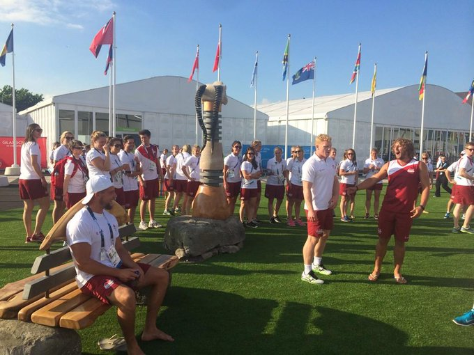 Georgie Twigg @georgietwigg: RT @weRengland: Chorus of Happy Birthday for @TBobbyMitchell from all of #TeamEngland http://t.co/7ZcByu3Ky3