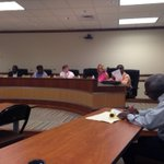Monroe City School Board talks budget issues. Details tonight on @MyArkLaMiss http://t.co/fC9viDNCgg