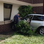 RT @ErinCalandra: Car into building at Nittany Eye Associates. http://t.co/qvpwFRSZZs