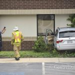 A vehicle drove into the side of Nittany Eye Associates on Windmere Dr. http://t.co/nEVPminPyh