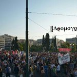RT @katerinaelikaki: today in Athens #Greece #syntagma #FreeGaza #FreePalestine #GazaUnderAttack http://t.co/ONJ7UQS9yR