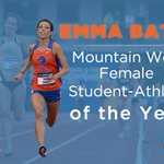 RT @BroncoSportsTF: Emma Bates is the winner of the 2013-14 MW Female Athlete of the Year award! http://t.co/4XjTFu6Stw