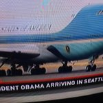 RT @AlexRozier: President @BarackObama is in #Seattle tonight. The very latest from his visit on @KING5Seattle at 5 o clock. http://t.co/mHiclJHW8N