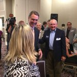 RT @LoriGearyWSB: In #Senate race, David Perdue greets supporters, among them cuz and ex-Gov Sonny Perdue #wsbtv #gapol #gagop http://t.co/ZF7kZGz5Jv