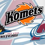 RT @FWKomets: BIG NEWS! Komets announce affiliation with NHL @Avalanche & AHL @monstershockey! http://t.co/vUdhZ2RB2X #LetsGoKomets http://t.co/UsWsnUZvNB