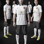 Here at #mufc we like to travel in style. The 2014/15 away kit continues that tradition. #MUFCkit http://t.co/lQUVzw4eA1