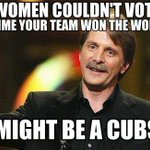 RT @MLBMeme: A sad reminder for #Cubs Fans http://t.co/lc6uLtgViZ