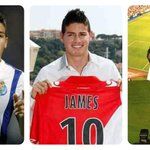 James Rodriguez was transferred three times during his career for a combined fee of €130m. Hes only 23 years old. http://t.co/YMHBwePIuY