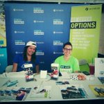 So great to see Humbers Aboriginal Resource Centre at #NAIG2014 @Humber_ARC Club members come check out the booth! http://t.co/JhfWQQKKVD