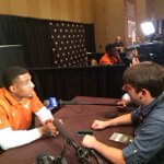 """Whos the best nickel back in the Big 12?"" @QDiggs6 ""Youre looking at him!"" http://t.co/8azGsQfDEr"
