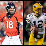 RT @ESPNNFL: Peyton Manning and Aaron Rodgers are the the top 2 QBs in the upcoming Madden15 game. http://t.co/icfsBbyfne