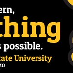 RT @MissouriWestern: New billboards are going up! At Missouri Western, #everythingispossible. See more: http://t.co/9XPPCp17Uf #gogriffs http://t.co/xzePXppamS