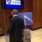 RT @jdavidgoodman: Heres the Brooklyn Bridge flag, as seen by NYPD http://t.co/3T1pKnlCZ0