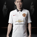 RT @ManUtd: GALLERY: Check out images of the players wearing the new 2014/15 away kit. #MUFCkit http://t.co/yaUtQE8DWA