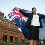 RT @nzherald: .@ValerieAdams84 has been named as New Zealands flag bearer at the Commonwealth Games: http://t.co/uU3hf5HBZF http://t.co/T59u4mQ8Xe
