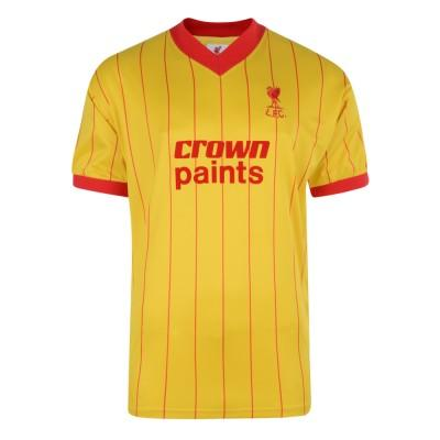 Dead easy, follow @CampoRetro and RT this to win a retro LFC shirt of your choice - like this belter here. http://t.co/Q8BfvljEEm