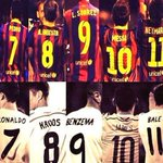 WOW: El Clasico this season! http://t.co/V2cbgh2HWa