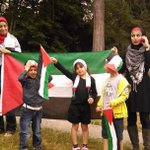 RT @AGarlandPhoto: #SaveGaza at Viretta Park to protest @BarackObama in #Seattle http://t.co/iTshYmKdj9