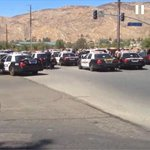 #BREAKING Riverside County Sheriff Officer shot in Moreno Valley,CA. Condition unknown. Photo of response http://t.co/ta7FK9vRAv