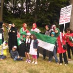 #SaveGaza #Seattle protesting Obama at Viretta Park http://t.co/qN5e7vIysw