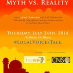RT @muslimvoices: MT @muslimvoices: MT @thewip: LIVE CHAT about myths and reality of women in #Islam in 20 mins. #LocalVoicesTalk http://t.co/Fh20tuE3uZ // rp