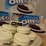 White Fudge Oreos!???? ,. http://t.co/GyigW7wFiT