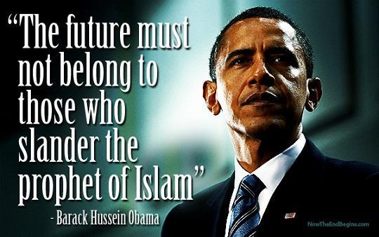 Christians are being slaughtered/ ethnically cleansed in muslim countries. BarackHusseinObama speaks out: http://t.co/3EI6nbiRKN