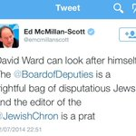 FFS first David Ward, now another one? This time its @emcmillanscott http://t.co/IxrrZe44qF