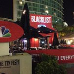 #SDCC prep; the Tin Fish across from the SD Conv Ctr popup takeover by the @NBCBlacklist show! http://t.co/kTZNG9isD7