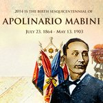 View our special page on the Mabini sesquicentennial, containing material on Mabinis legacy: http://t.co/3SafEyTEfA http://t.co/p4QBAU8xgv