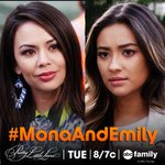 RT @ABCFpll: #MonaAndEmily... RT if you dont trust Mona! #PLL http://t.co/eNp64sAA2F