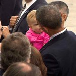 RT @DougPigsleyKOMO: President Obama holds a youngster upon Seattle Boeing Field arrival today. His every move at 6 #liveonkomo http://t.co/jMkJy8gnH9