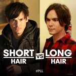 RT @ABCFpll: Do you prefer #ShortHairCaleb or #LongHairCaleb? #PLL http://t.co/6oCnRBNYZP