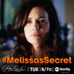 RT @ABCFpll: What do you think is #MelissasSecret? #PLL http://t.co/kSwYn4iCti