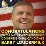 RT @TeaPartyExpress: Congratulations to @Loudermilk2014 for winning the #ga11 Runoff tonight! #TeaParty http://t.co/InKsTlWjex
