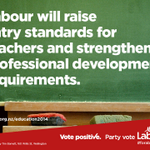 Kiwi kids should have the best teachers possible. Labour will make sure they do. #forabetterNZ http://t.co/bMc69Td0CD http://t.co/496O3VqTCo
