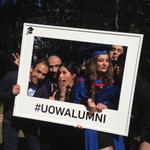 RT @UOW: #Graduation has kicked off at #UOW today! Dont forget to tag #uowalumni in your photos http://t.co/JS3ewvZIn9