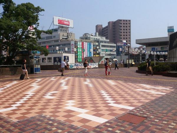 """今週末、7/27(日)はJR藤沢駅徒歩""""3秒""""!!この駅前の通称サンパール広場でDJ & Live with サイプレス上野、TARO SOUL、丸 やります!! http://t.co/TFSCsQcW0x"""