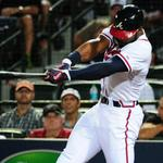 RT @Braves: RECAP: @JasonHeyward drives in 3 in #Braves loss to Marlins. http://t.co/g6nJ86KpTq http://t.co/msKEUxwOvy