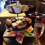 RT @AlfornoItalian: Fancy some lovely afternoon tea? Pop in and see us anytime between 11am-5pm & enjoy our ambient environment #darlobiz http://t.co/0z7r1Xg39z