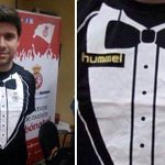Think your team has a dodgy away kit this season? Thank your lucky stars you dont support Cultural Leonesa in Spain http://t.co/oumbCDU4sd