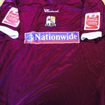 RT @ntfc: This weeks #NTFCTweetTreat is a matchworn Eion Jess shirt. Just RT for chance to win. Drawn at random on Friday #NTFC http://t.co/F8h1SbpjjV