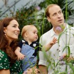 Prince George is one year old! His parents threw him a quiet birthday party, right at home http://t.co/An14Q8d2Zy http://t.co/oqc2hqytl6